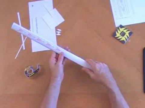 Меч ниндзя из бумаги видео