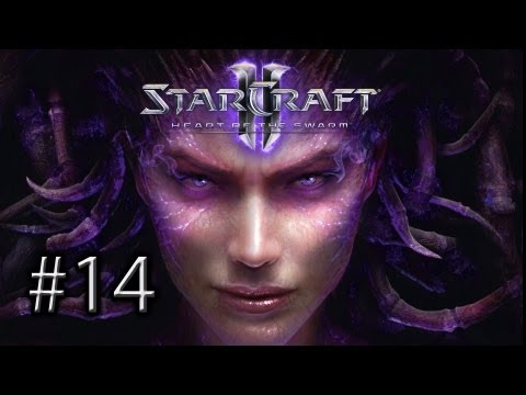 StarCraft 2 Heart of the Swarm: Mission 14