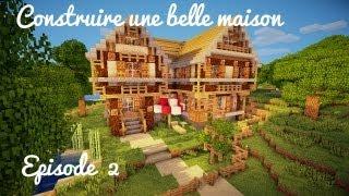 Construction D'une Belle Maison Ep.02: Etage + Toit
