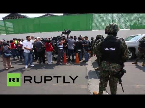 Mexico: Most wanted drug boss, El Chapo, is captured