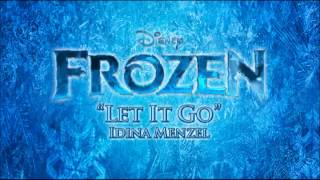 Let It Go Frozen Soundtrack Version