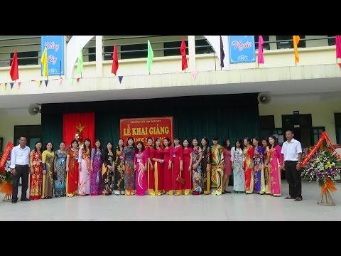 [Lễ Khai Giảng]  Trường Tiểu Học Kim Sơn (Năm Học 2014 - 2015)