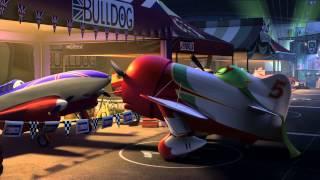 Planes extrait - Bulldog se moque d'El Chu !