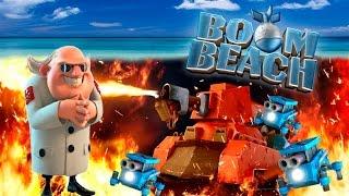 Boom Beach - El nuevo doctor Terror