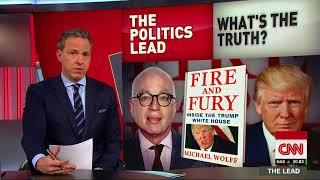 Tapper: Trump, Wolff are unreliable narrators