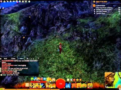 Guild Wars 2 - Invisible walls