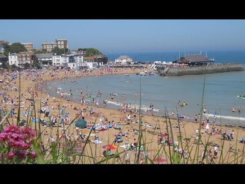 Broadstairs - a lovely seaside town in Thanet, Kent, home of Hilderstone College
