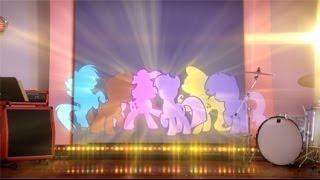 My Little Pony Equestria Girls A Magia Da Amizade (Music