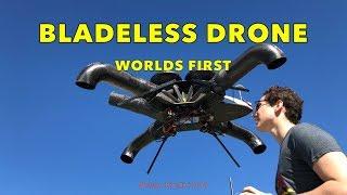 Bladeless Drone: First Flight