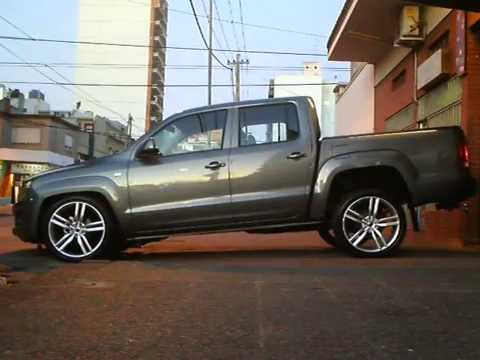 VW Amarok Suspension Neumatica BZstyle con 22