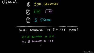 Kaj pomeni sistem enačb?