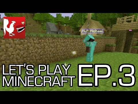 Let's Play Minecraft Part 3 - PLAN G