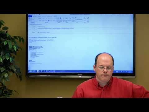 Ways to share with OneNote 2013 - Microsoft Office 2013 15-Minute Webinar