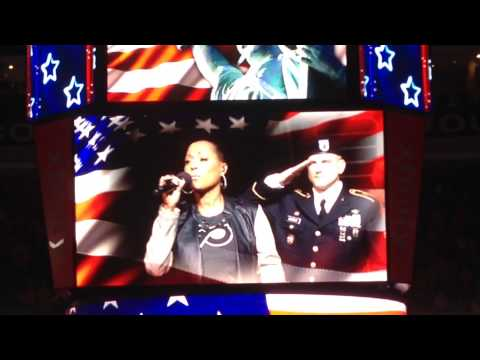 Philadelphia Flyers vs. Minnesota Wild National Anthem by Jessy Kyle