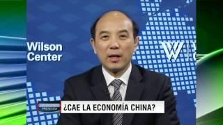 Cae la economía China