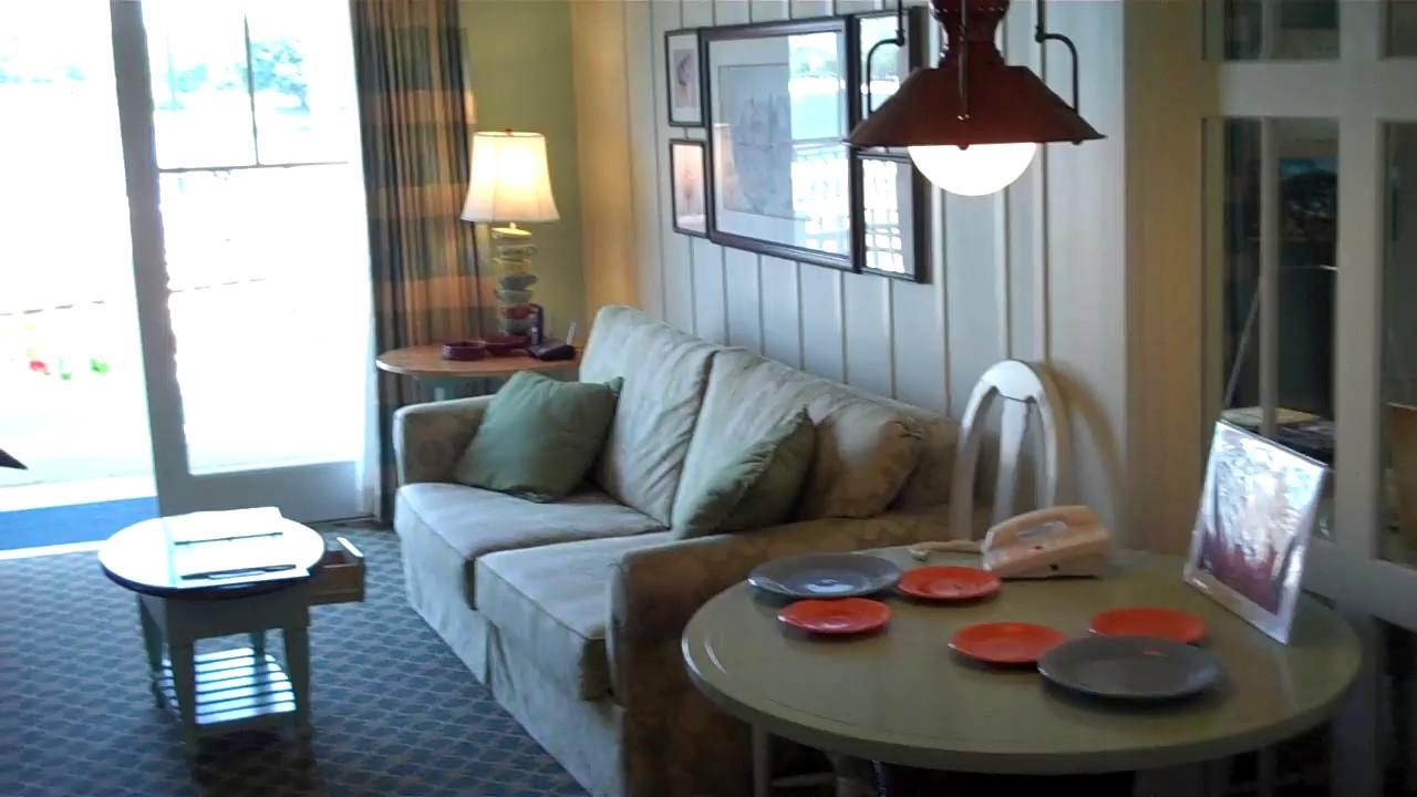 Boardwalk view 1 bedroom at disney 39 s boardwalk villas for Boardwalk villas 1 bedroom
