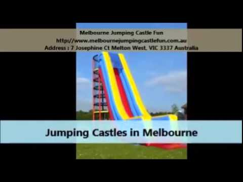 Melbourne Jumping Castle Fun