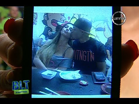 San Valentín en 'Bienvenida la Tarde': Eric Varías declara su amor a Andrea Cifuentes