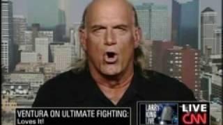 Jesse Ventura Talks About The UFC