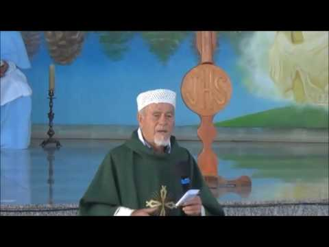 Homilia Padre José Sometti 14.08.2016