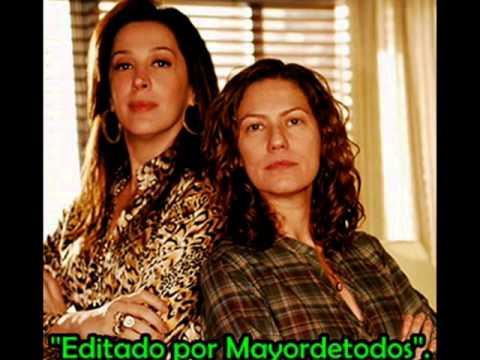 Cláudia Ráia & Patrícia Pillar--  ''Beijinho Doce'' [Soundtrack Editado, Alta Calidad]