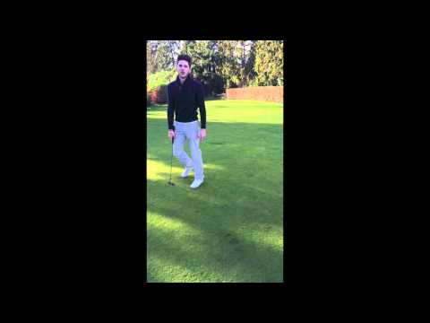 Golf As level - henry douch