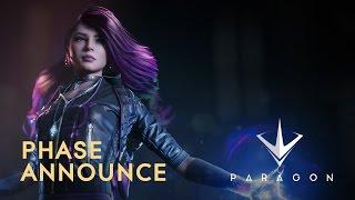 Paragon - Phase Bejelentés Trailer