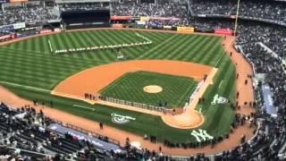 Yankee Opening Day 2014