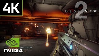 Destiny 2 - Homecoming PC Játékmenet GeForce GTX-en