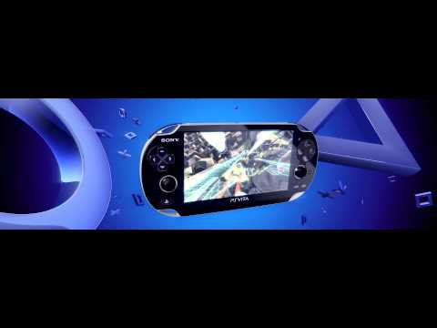 Playstation Vita '2011 Gamescom' Trailer