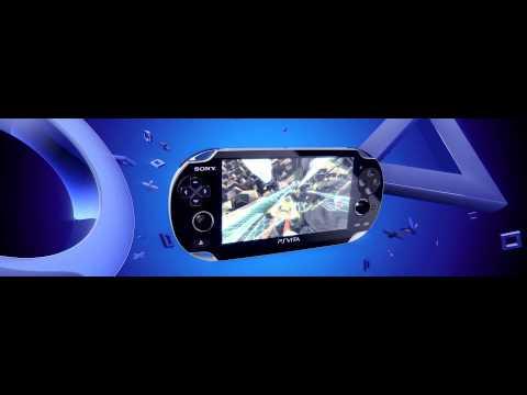 Playstation Vita '2011 Gamescom' Trailer