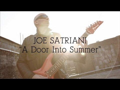 Joe Satriani-A Door Into Summer