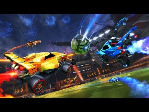 Rocket League GAMEPLAY #2