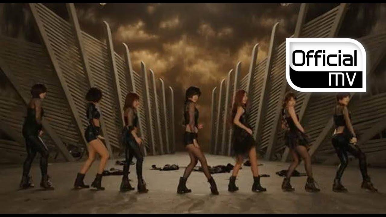 T-ara(???) _ Cry Cry (MV Ver.2)
