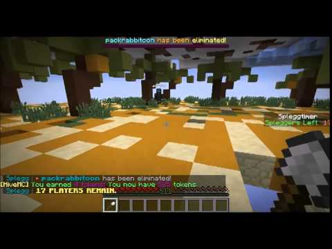 Talx plays: Minecraft minigames- Spleeg and Bloack party!