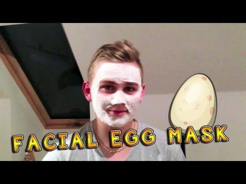 FACIAL EGG MASK