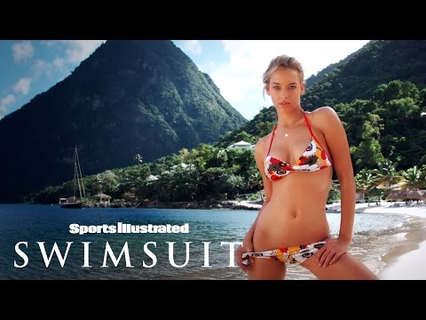 SI Swimsuit 2014 Issue Teaser