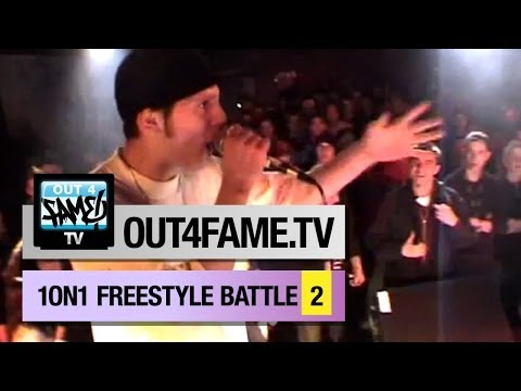 Battle Juizz vs Sheba - Finale Hamburg - 1on1 Freestyle Battle Tour 2