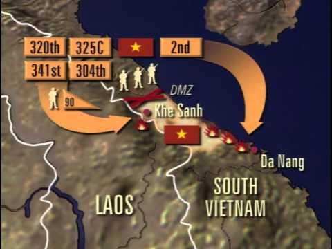 Chiến trường Việt Nam - P7: Chiến tranh ở khu phi quân sự