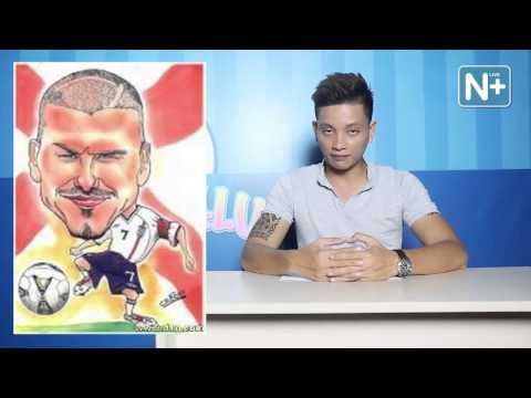 Phỏng vấn Beckham sang Việt Nam Bá đạo =))