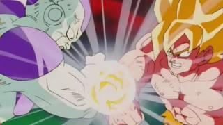 DBZ Kai Frieza Vs Goku Final Fight