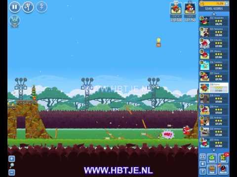 Angry Birds Friends Tournament Week 98 Level 5 high score 143k (tournament 5)