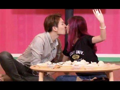 Tin tức Sao Việt_Sau lễ đính hôn, Khởi My và Kelvin Khánh thoải mái hôn nhau