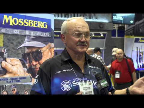 Talking SHOT with Jerry Miculek- 2014 SHOT Show