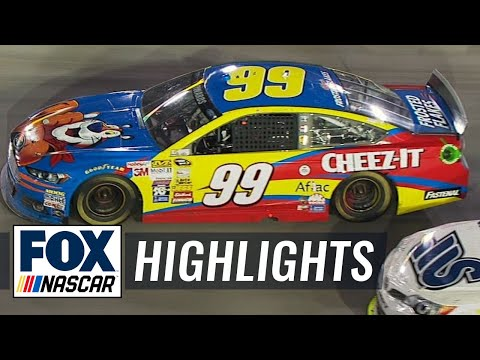 Carl Edwards Wins Bristol Spring Race - 2014 NASCAR Sprint Cup