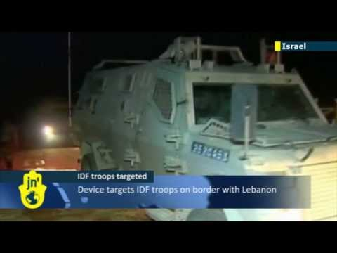 IDF troops targeted: Explosive detonated against troops on border with Lebanon
