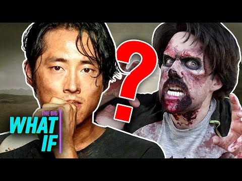 WHAT IF THE WALKING DEAD...