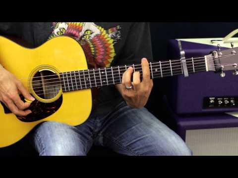 The Band Perry - Don't Let Me Be Lonely - How To Play - Guitar Lesson - Tutorial