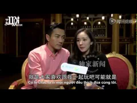 [vietsub] Phỏng Vấn :: Dương Mịch công khai mang thai 3 tháng