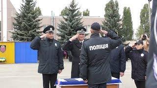 Першокурсники 2019 ХНУВС склали Присягу працівника поліції